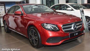 danh gia xe merc e180 2021 xesang net 373x210 - Đánh giá xe Mercedes E180 2021, Kiểu dáng tạo nên đẳng cấp
