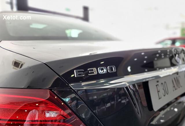 can sau xe mercedes e300 amg 2021 xetot com - Đánh giá Mercedes E300 AMG 2021: Sức mạnh và đẳng cấp vượt trội