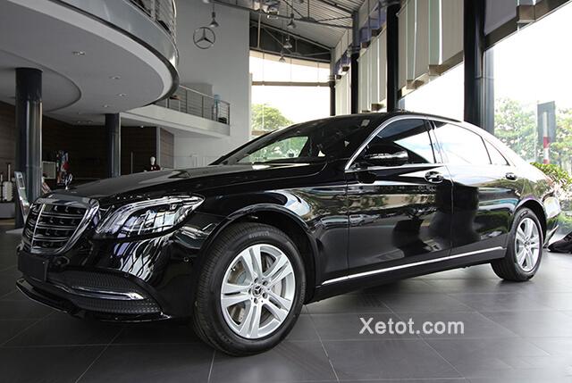 gia xe mercedes s450l luxury 2020 Xetot com - Đánh giá xe Mercedes S450 Luxury 2021, Vượt xa mọi mong đợi về sự hoàn hảo