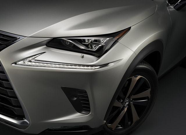 he thong den pha lexus nx 300 2021 2022 muaxegiatot vn - Đánh giá xe Lexus NX 300 2021 - Mẫu xe thể thao thành thị cao cấp